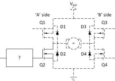 schematic series circuit